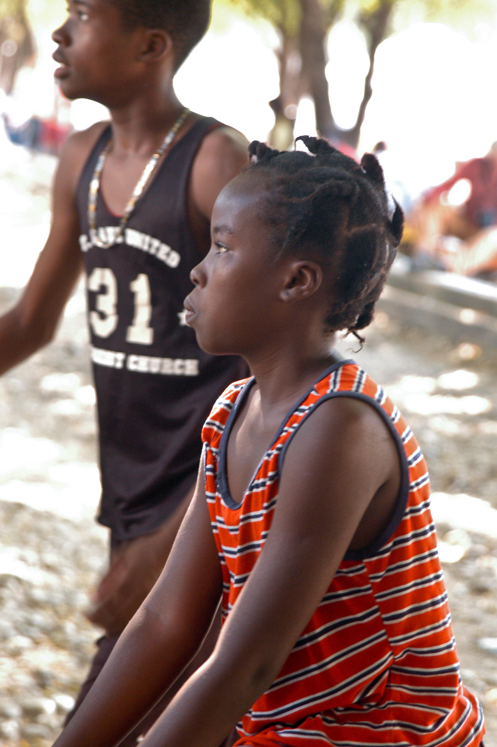 Eliassaint: Save the Children