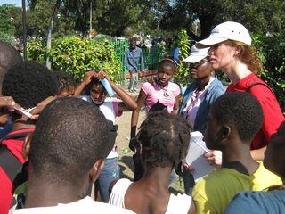 Save the Children: KBoles in Haiti
