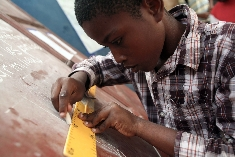 Haiti-Child Friendly Spaces-Save the Children
