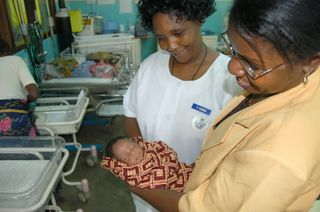 Afr new born health