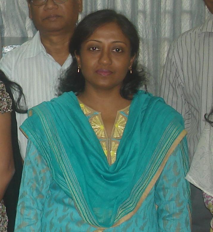 Tahmina Haider