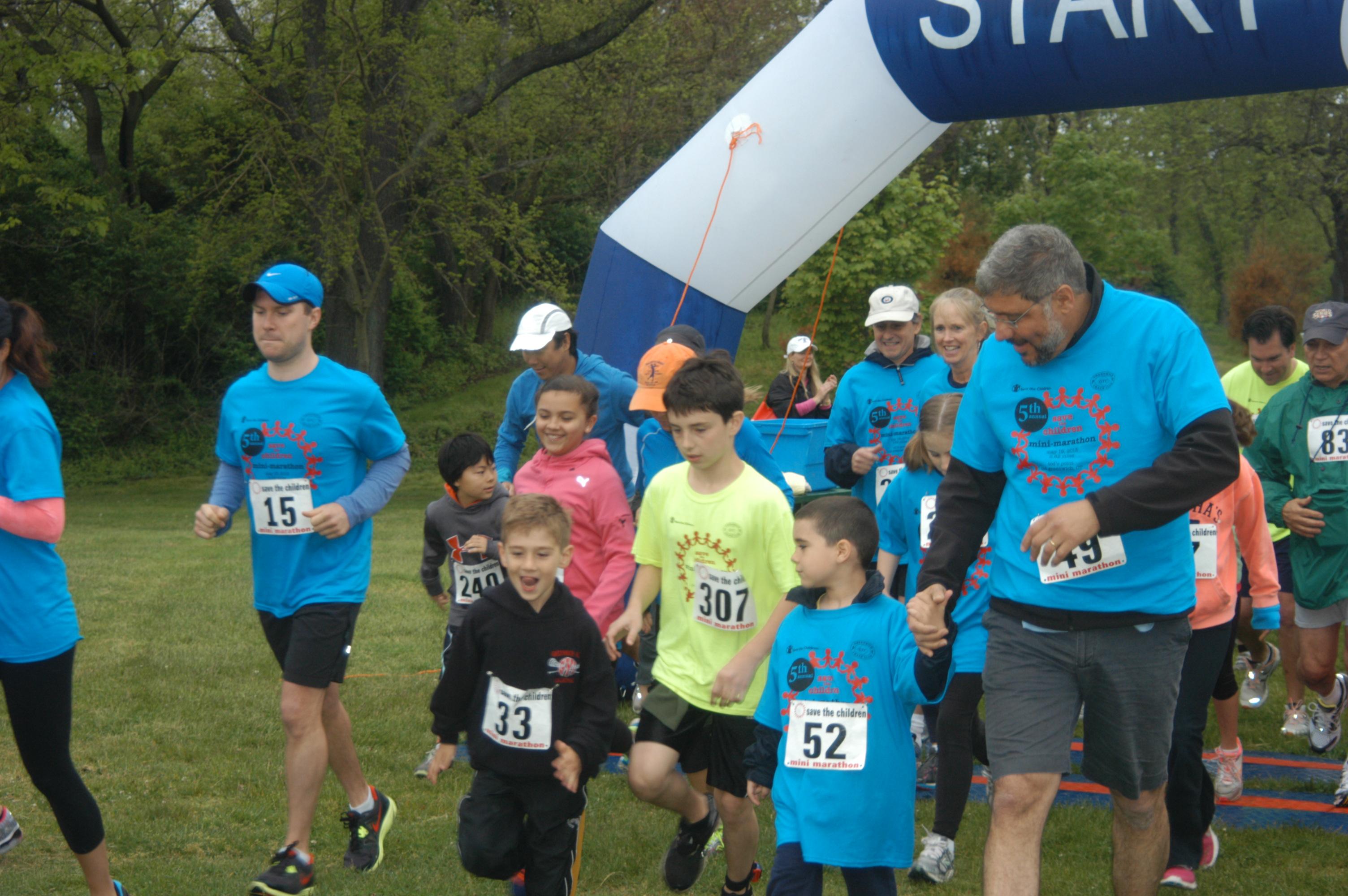 Mini marathon 2