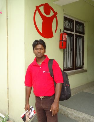 Guru Saran in STC Regional office 1