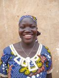 Author Portrait_Safiatou, a Formerly Sponsored Child
