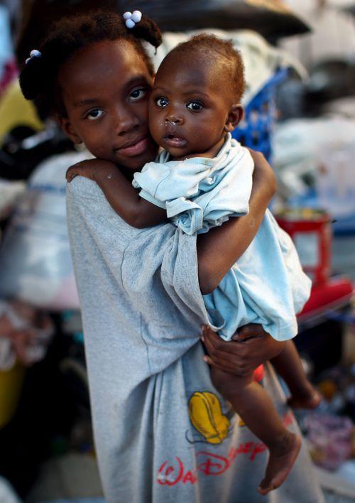 The Child Survivors of Haiti